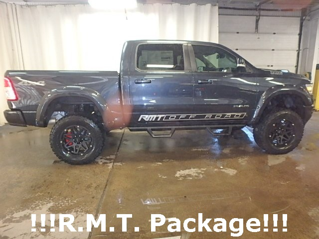 New 2019 Ram 1500 RMT Package