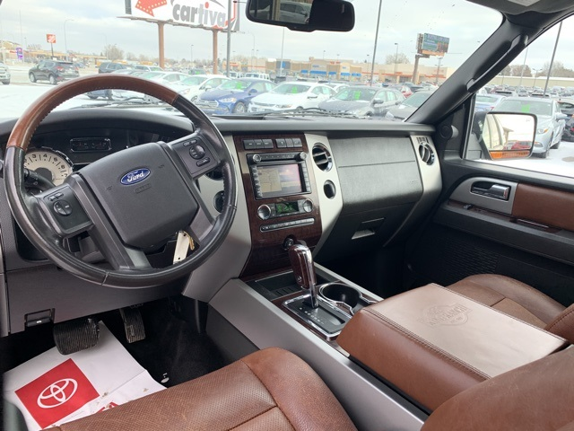 Pre-Owned 2010 Ford Expedition EL King Ranch