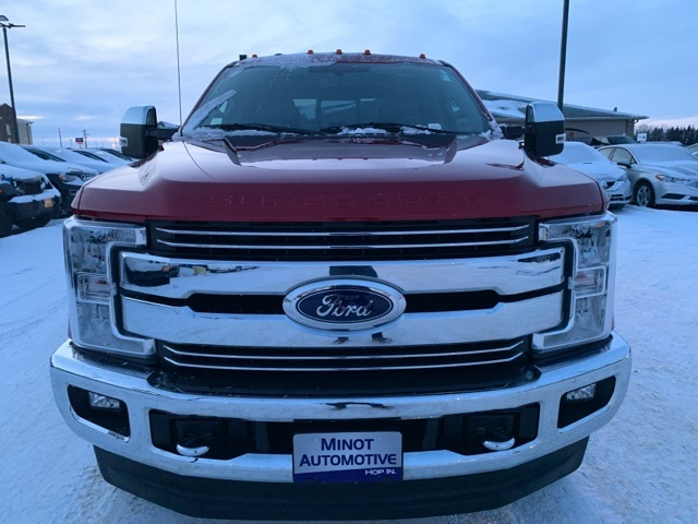 Pre-Owned 2018 Ford F-250SD Lariat