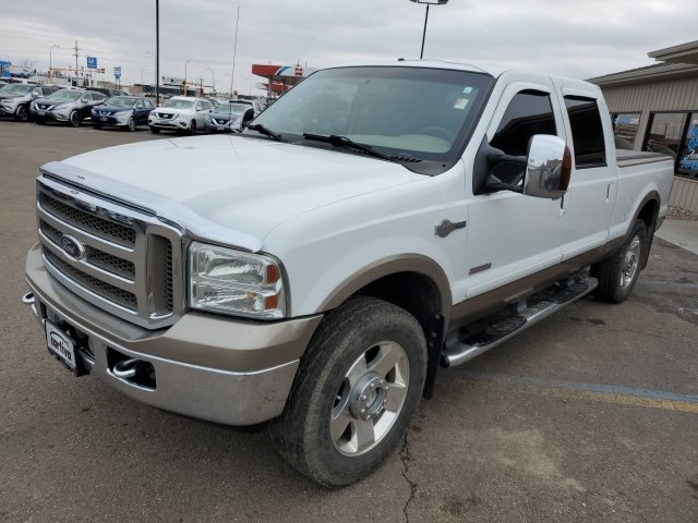 Pre-Owned 2007 Ford F-250SD King Ranch