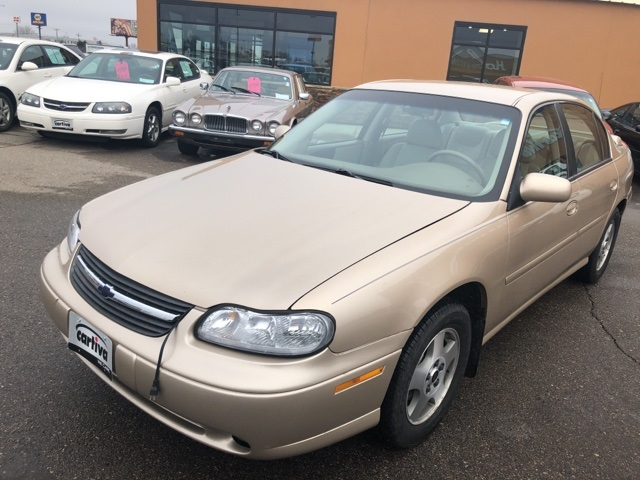 Pre-Owned 2003 Chevrolet Malibu LS