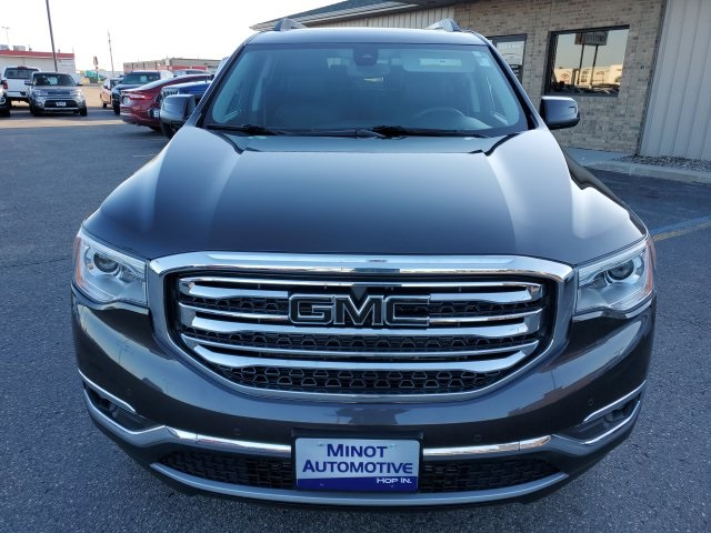 Pre-Owned 2018 GMC Acadia SLT-2