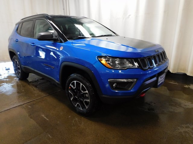 New 2020 Jeep Compass TRAILHAWK 4WD