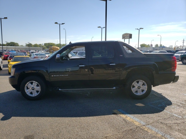 Pre-Owned 2007 Chevrolet Avalanche 1500 LT
