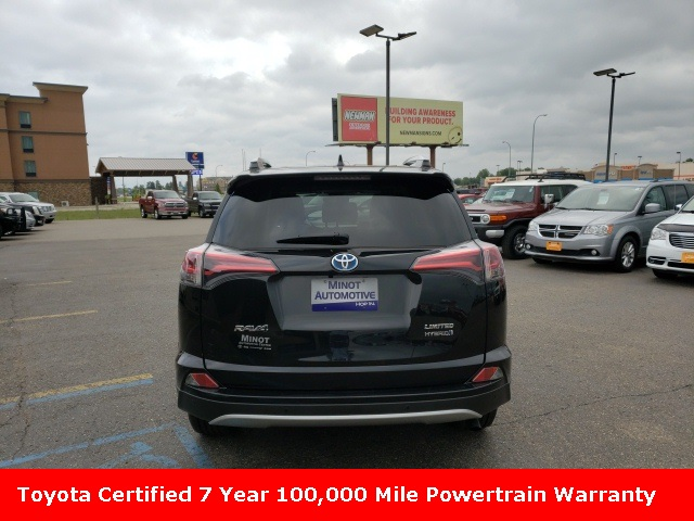 Certified Pre-Owned 2016 Toyota RAV4 Hybrid Limited