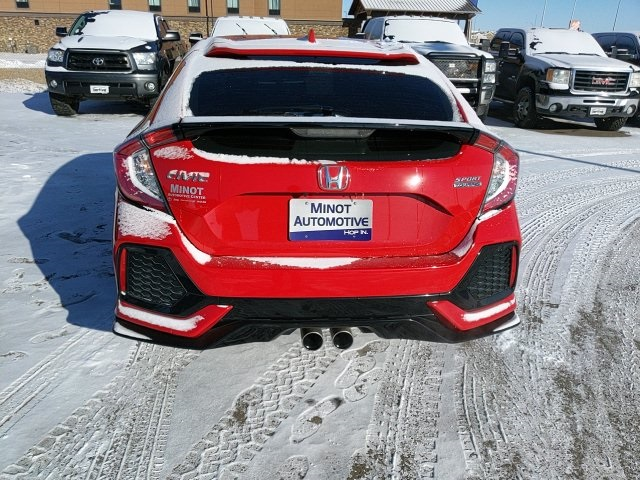 Pre-Owned 2019 Honda Civic Sport Touring