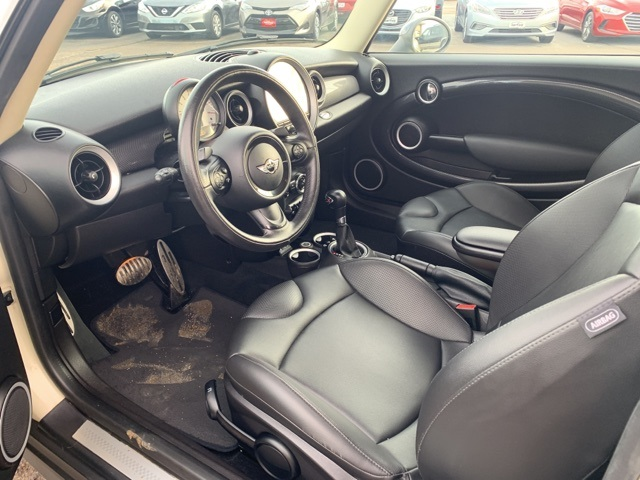Pre-Owned 2013 MINI Cooper S Base