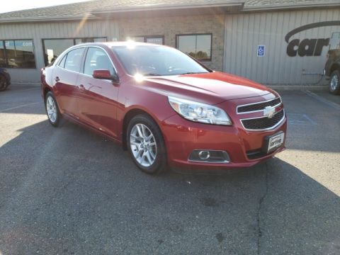 Pre-Owned 2013 Chevrolet Malibu Eco