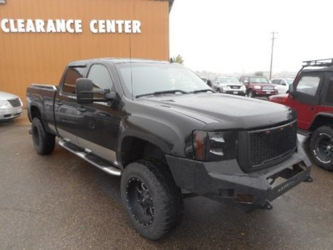 Pre-Owned 2008 GMC Sierra 2500HD SLE1