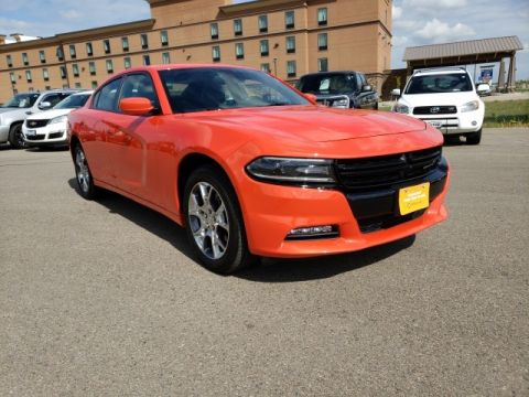Certified Pre-Owned 2016 Dodge Charger SXT