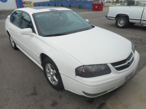 Pre-Owned 2004 Chevrolet Impala LS